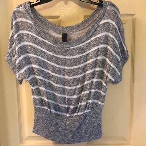 Zoah design knit top